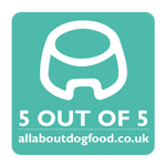 5 Out of 5 (AllAboutDogFood)
