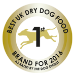 Best UK Dry Dog Food Brand for 2016